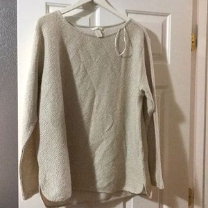 XL loose Knit sweater NWT